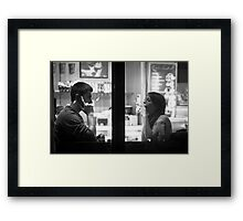OnePhotoPerDay Series: 312 by L. Framed Print