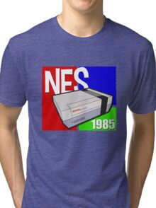 "Nintendo "" NES "" / Fun since 1985 Tri-blend T-Shirt"