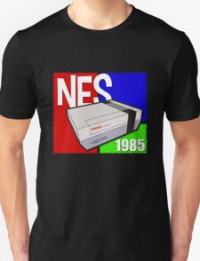 "Nintendo "" NES "" / Fun since 1985 Unisex T-Shirt"