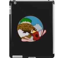 Ghibli Cutouts - Laputa: Castle in the Sky iPad Case/Skin