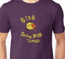 Birb Things Unisex T-Shirt