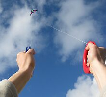 Lets go fly a kite by KerryElaine