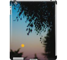 British Super Moon iPad Case/Skin