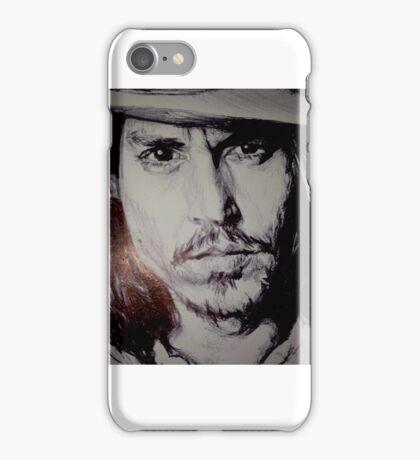 Johnny Depp iPhone Case/Skin