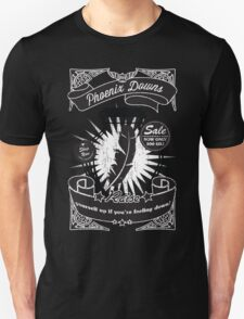 Phoenix Downs Lift You Up! Unisex T-Shirt