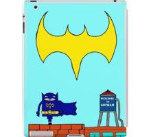 Welcome to Gotham iPad Case/Skin