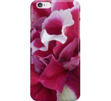 Double Petunia iPhone Case/Skin