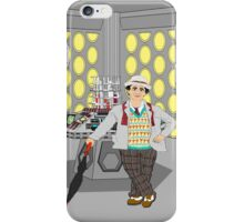 The Seventh Doctor iPhone Case/Skin