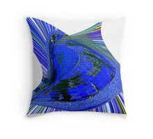 Psychedelia 1. Throw Pillow
