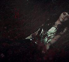 Gothic sleeping Beauty by TessaJeanCook