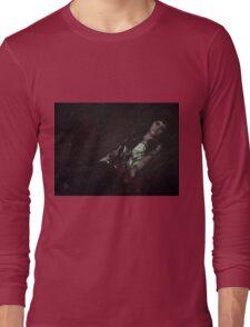 Gothic sleeping Beauty Long Sleeve T-Shirt