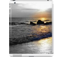 Atlantic Ocean Sunset iPad Case/Skin