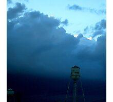 Raleigh-Durham Darkening Photographic Print