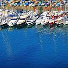 The Port of Nice, FRANCE by Atanas Bozhikov NASKO