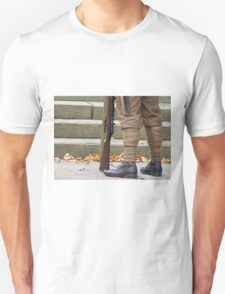 Off to the great war Unisex T-Shirt