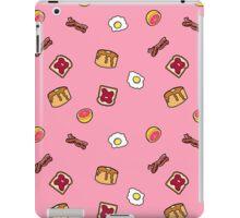 Breakfast iPad Case/Skin