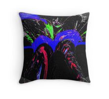Psychedelia 5. Throw Pillow