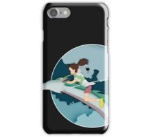 Ghibli Cutouts - Spirited Away iPhone Case/Skin