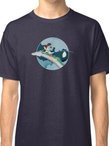 Ghibli Cutouts - Spirited Away Classic T-Shirt