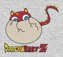 Dragon Baby Z One Piece - Short Sleeve