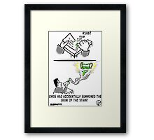 Genie Of The Lamp- NOT Framed Print