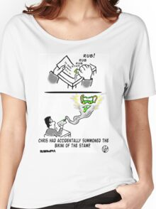 Genie Of The Lamp- NOT Women's Relaxed Fit T-Shirt