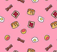Breakfast by Dakota McCormick