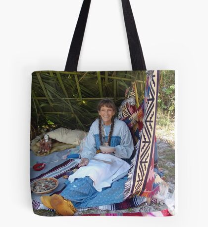 Rosalee Lane, Creek Potter, Panama City, FL Tote Bag