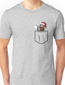 Mr.Hankey Pocket Unisex T-Shirt
