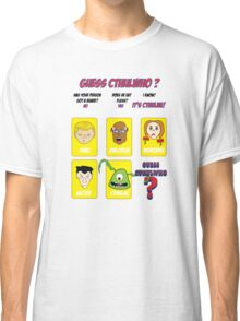 Guess CthulWho? Classic T-Shirt
