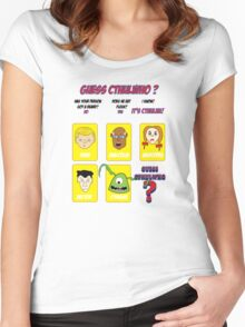 Guess CthulWho? Women's Fitted Scoop T-Shirt