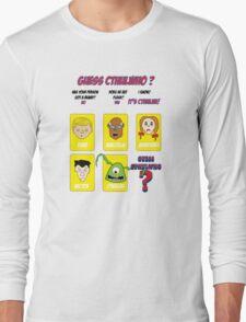Guess CthulWho? Long Sleeve T-Shirt