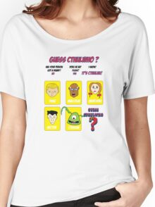 Guess CthulWho? Women's Relaxed Fit T-Shirt
