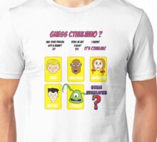Guess CthulWho? Unisex T-Shirt
