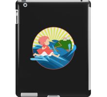 Ghibli Cutouts - Ponyo iPad Case/Skin