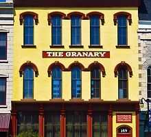 The Granary Building by SRowe Art