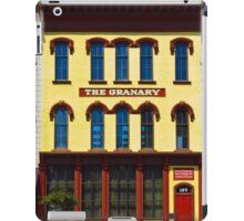 The Granary Building iPad Case/Skin