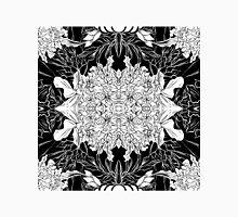 Flowers black&white Classic T-Shirt