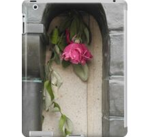 Withered Offering iPad Case/Skin