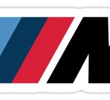 BMW M Sport Sticker