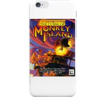The Curse of Monkey Island iPhone Case/Skin