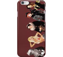 A Fever You Can't Sweat Out iPhone Case/Skin
