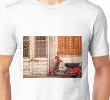 Vintage scooter Unisex T-Shirt
