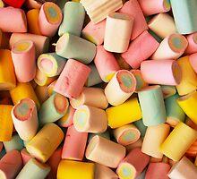 Marshmallows candy by Atanas Bozhikov NASKO