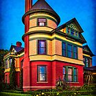 The House on the Corner by Chris Lord