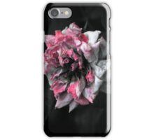 Dearly Departed Rose iPhone Case/Skin