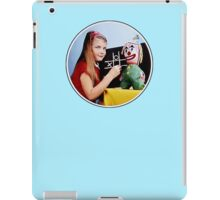 TV Testcard iPad Case/Skin