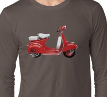 scooter Long Sleeve T-Shirt