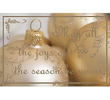 May all the joys... Photographic Print
