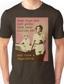 SOMETIMES... Unisex T-Shirt